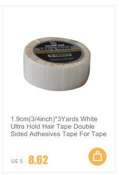 36 pçs lote forte branco ultra hold