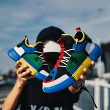 Мужские кроссовки для мужчин резиновая черный обувь с дышащей сеткой спортивная обувь для мужчин спортивная мужская Спортивная