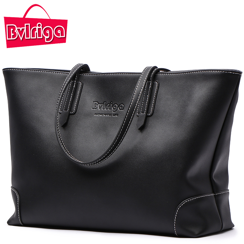 Bvlriga Ladies Genuine Leather Bag Women Shoulder Bags Handbags Women Famous Brands Tote Bag Female Briefcase Big Large Capacity
