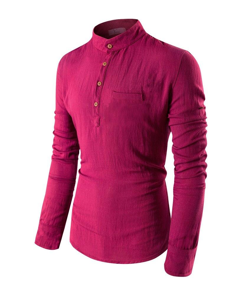 US $27.53 49% di SCONTO|Estate Camicia di Jeans Da Uomo Marca Manica Corta Slim Fit Casual Camisa Denim Hombre Cotone Traspirante Turn Down Collar