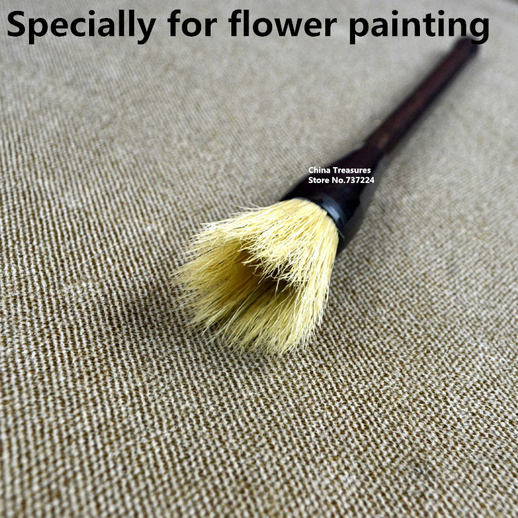Painting Brush For Hollow Flowers