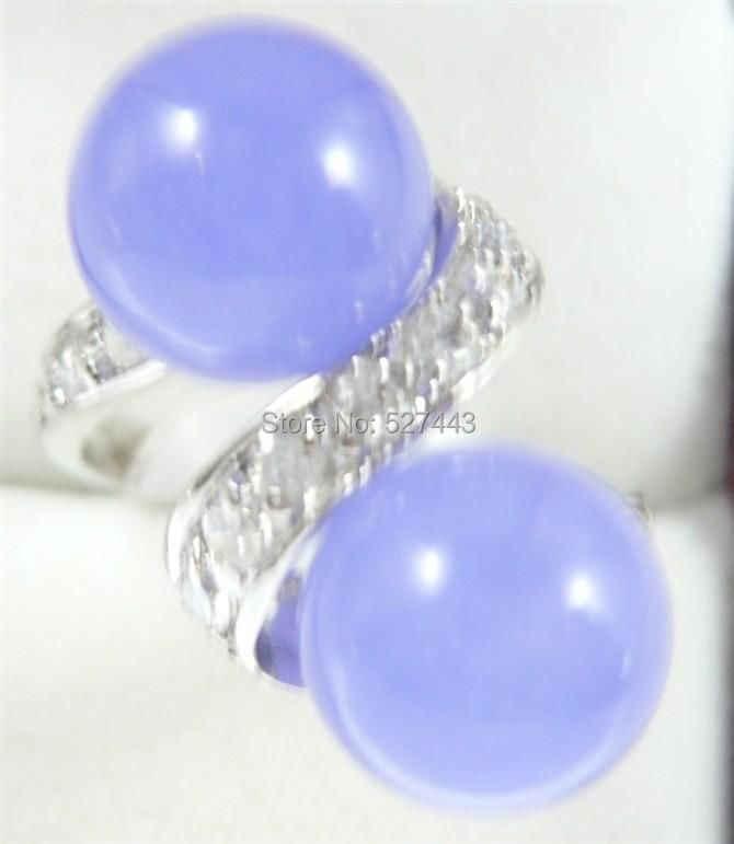 ขายส่งฟรีSHIPP>สวยหินสีม่วงแหวนผู้หญิง7 #8 #9 #