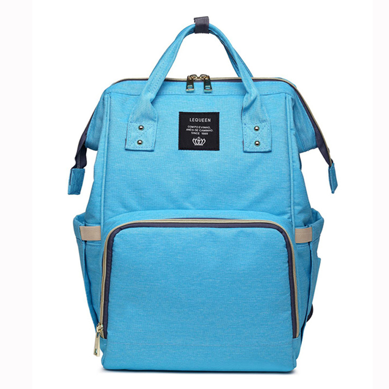 HTB1CQrqepkoBKNjSZFEq6zrEVXaz 23 Colors Fashion Mummy Maternity Nappy Bag Large Capacity Baby Diaper Bag Travel Backpack Designer Nursing Bag for Baby Care