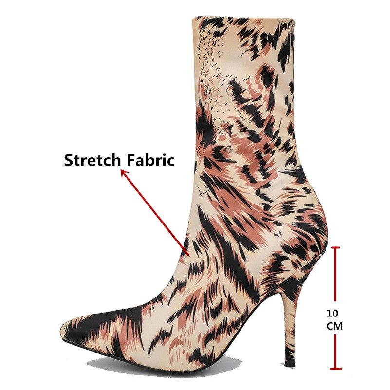 De Fedonas Mince 1 Automne Bal Pointu Chaussures Parti Talons Bottines Dames Pompes Mariage Extensibles Nouveau Bout Femme Hauts Sexy Hiver Mode rqAg7r