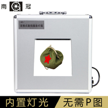 Adearstudio portable photo light box Photo Studio Box Studio tent Lights  Mini Studio Box camera  Adjustable CD50