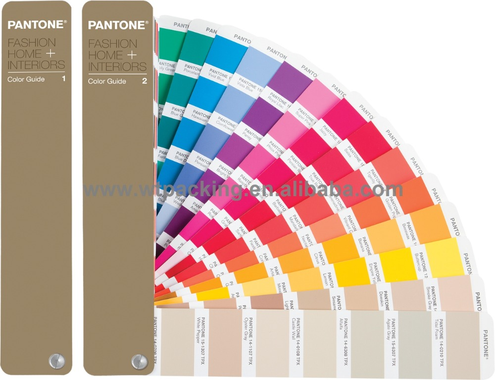 2 books set pantone tpx fgp200 upgrade version tpg fhip110n for garment pantone fhi color guide tpg fhip110n - Pantone Color Books