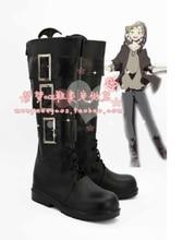 Kagerou Project Kano Shuuya cosplay shoes boots costume handmade shoes customzied boots