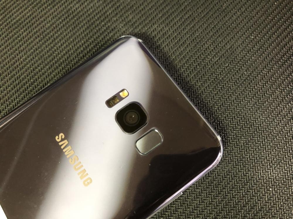 Original Samsung Galaxy S8+ S8 plus  6.2'' 12.0MP 4G RAM 64G ROM 4G LTE Octa c 4g+64g(single sim) 19