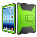 iVAPO  For iPad Pro 9.7 Case / iPad Air 2 Case Cover  PC + TUP Layer Full-Body Rugged Protective Case Built-in Screen Protector