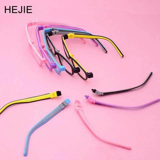 4912e4082 Preço de fábrica Moda Infantil Silicone Óculos Ópticos Quadros Sem  Parafusos Inquebrável Meninos Meninas Com o