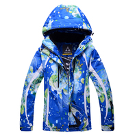 The New Ski Suits Winter Outdoor Veneer Double Board Thick Wind Waterproof Waterproof Breathable Ski Clothing
