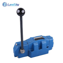 manual operation hydraulic directional control valve hydraulic pressure reducing valve directional flow control valve 4WMM16J50 цена
