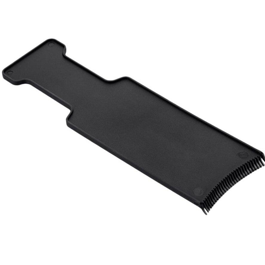 חדש kanbuder 1 PC שיער מקצועי סלון צבע אופנה לוח כלי ספרות לבחור צבע גודל לוח איסוף מ 'צבע כלי