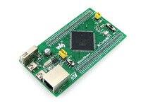 Waveshare xcore407i Cortex-M4 stm32 placa de desenvolvimento núcleo stm32f407igt6 com ios  usb  ethernet  nandflash