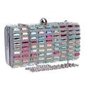 Strass coloridos sacos de noite embreagens noite saco de diamantes caso bolsa saco de embreagem dia sacos de noite para a festa de casamento