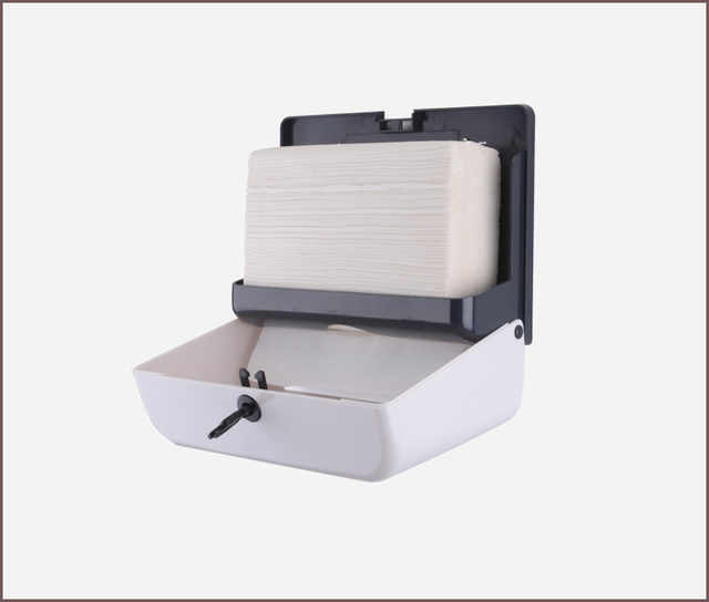 Wall Paper Holder aliexpress : buy z fold plastic toilet tissue holder