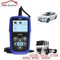 Melhor caminhão ferramenta de diagnóstico do carro obd2 2em1 otc edu ferramentas mecânico diesel heavy duty scanner de diagnóstico auto scanner obdii scanner