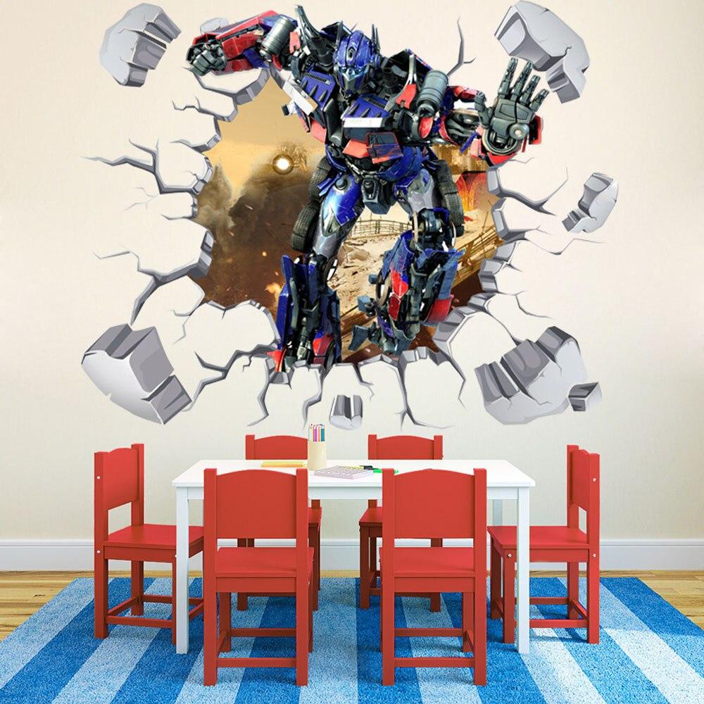 Online Get Cheap Transformers Bedroom Decor  Aliexpress.com .
