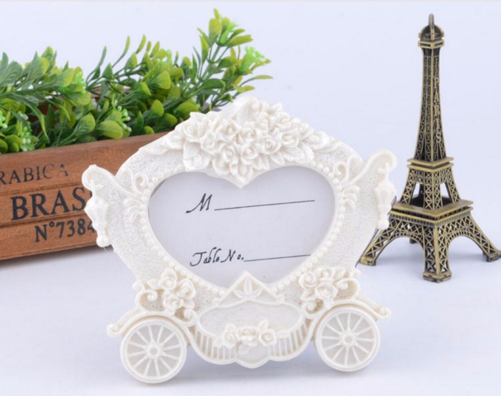 10pcs Mini Decorative Pattern Photo Frame For Wedding Baby Shower ...