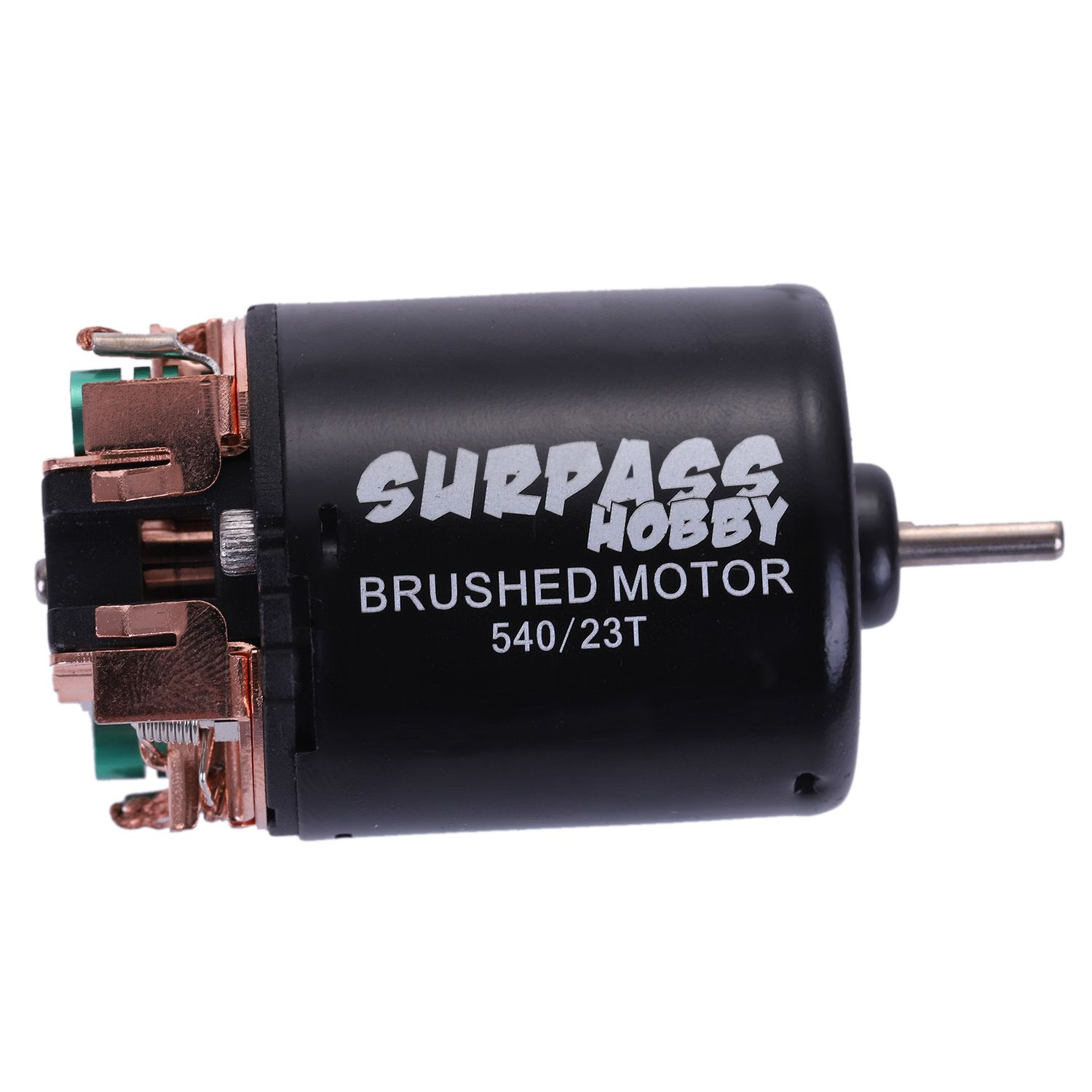 SURPASS HOBBY 540 23T Brushed Motor for RC Car 1/10 Rock Crawler 4WD Vehicle RC Car Parts RC Motor