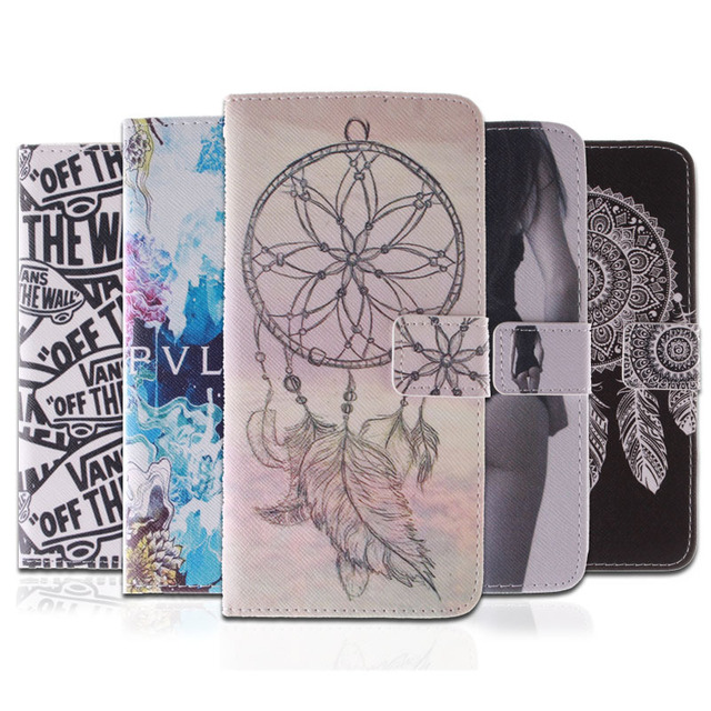 sale retailer aefc3 b7ef8 US $4.99  10 Fashion Patterns Flip Case for Sony Z2 PU Leather + Silicon  Luxury Wallet Cover for Sony Xperia Z2 Case Coque Fundas Capa-in Wallet  Cases ...