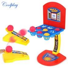 Игрушка мини-баскетбол баскетбольная стойка Крытая открытая родитель-ребенок семейная забавная Настольная Игра настольная баскетбольная стрельба обруч игры