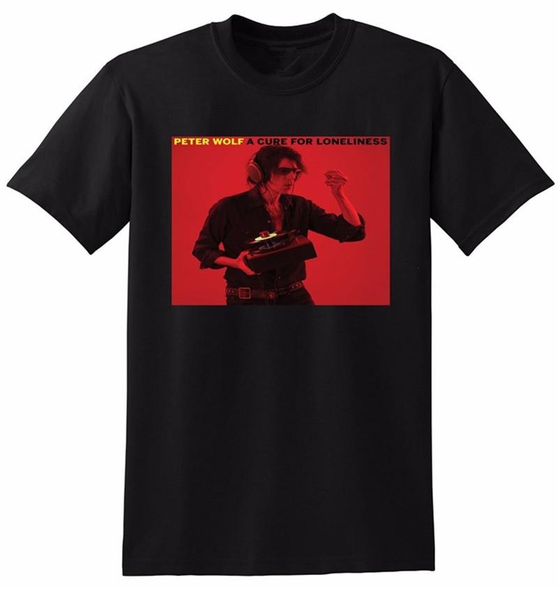 T Shirt Websites Crew Neck Short-Sleeve Christmas Peter Wolf Shirt For Men