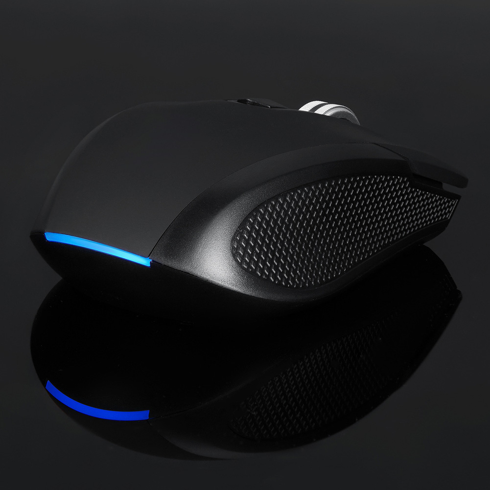 Bluetooth Wireless Mouse 2400DPI With Backlight Optical Mice For Computer Laptop Gaming OD889