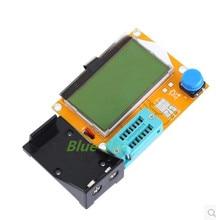 Бесплатная Доставка 1 лот LCR-T4 вместо LCR-T3 Графический Транзистор Тестер Диод Триод Емкость СОЭ MOS/PNP/NPN