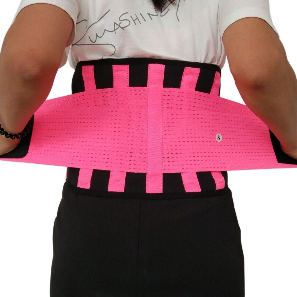 2016 Hot Sale Weight Lifting Waist Support Fitness Support Training Belt Waist Protectio ...