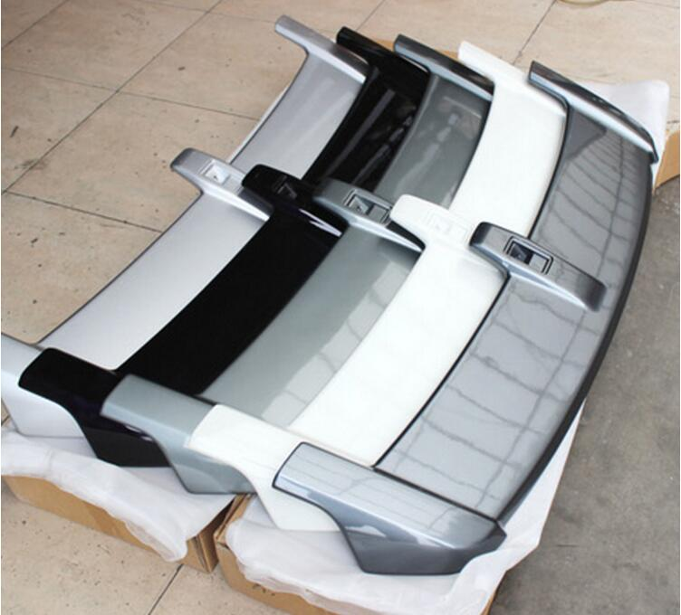 PAINT CAR REAR WING TRUNK LIP SPOILER FOR 07-11 <font><b>HONDA</b></font> CRV <font><b>CR</b></font>-<font><b>V</b></font> <font><b>2007</b></font> <font><b>2008</b></font> <font><b>2009</b></font> <font><b>2010</b></font> 2011 FAST BY EMS (7colors) image