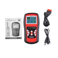 Professional KW830 Car Scanner Car Vehicle CAN OBDII Diagnostic Tool Auto Scanner Fault Code Reader Engine
