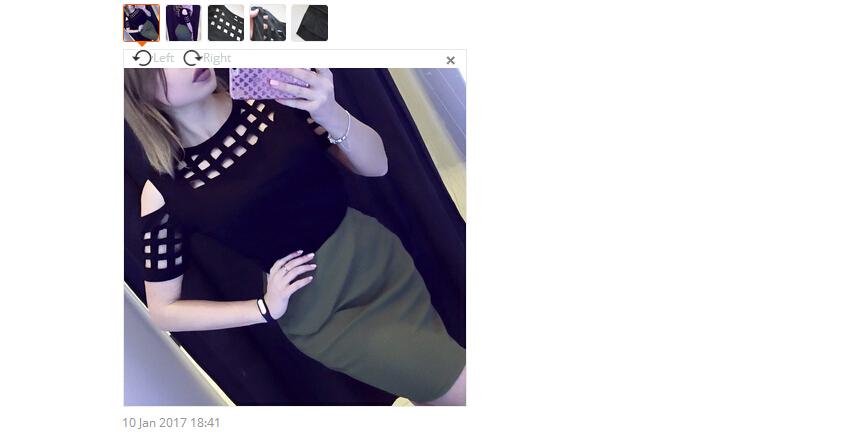HTB1CQzQPVXXXXbwaXXXq6xXFXXXU - T-shirts Women Fashion Off The Shoulder Hollow Out Short Sleeve