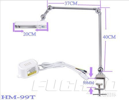 DEL Lampe pour machine à coudre hm-05