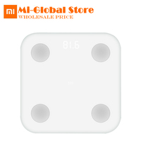 Original Xiaomi Mi Smart Body Fat Scale Mifit APP Body Composition Monitor With Hidden LED Display