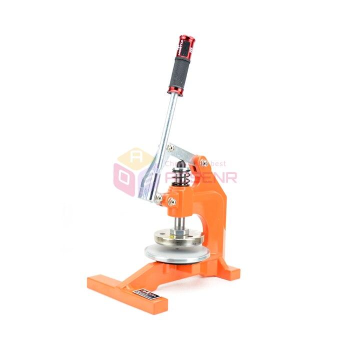 Round Cardboard Textile Carpet Sample Cutter Round Sample Cutter Pressure Type Sampling Knife Hand Pressure Disc