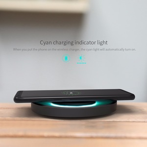 Image 3 - 10W Fast Qi Wireless Charger NILLKIN for iPhone X/XS/XR/8/8 Plus for Samsung Note 10/S10 qi wireless charger portable For Mi 9