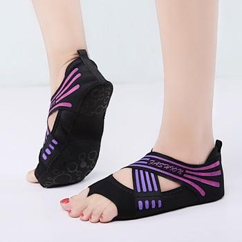 Drop shipping Women Ballet Trainers Dancing Girl Pilates Fitness Yoga Shoes Training Shoe Ladies Yoga