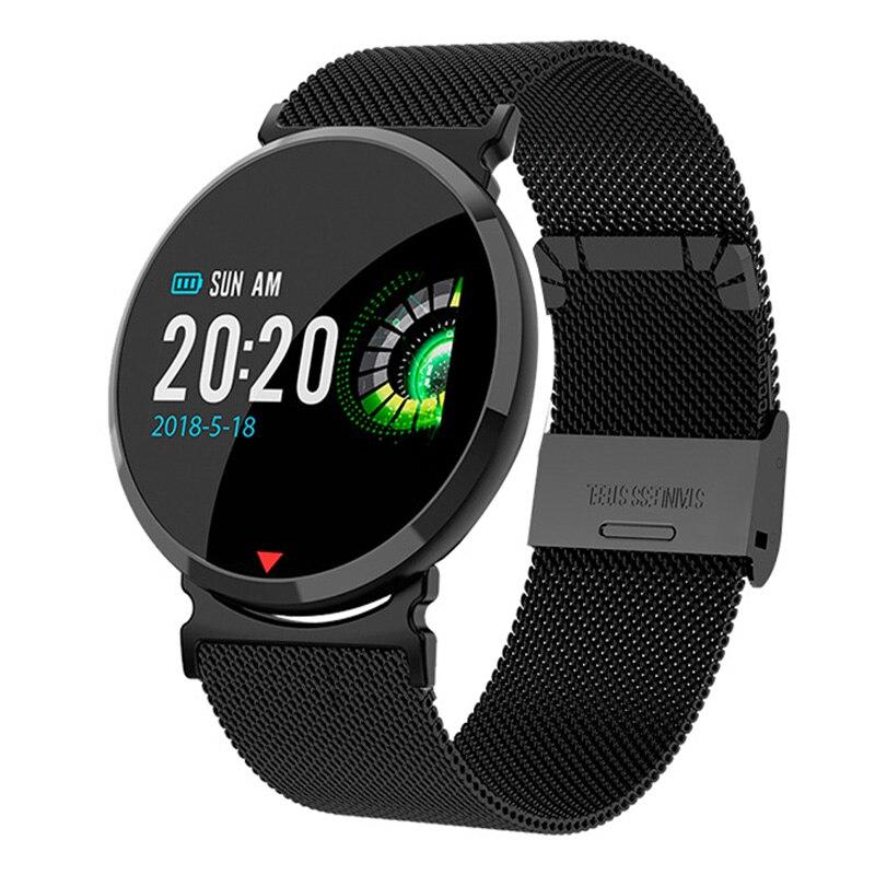 2019 для мужчин сердечного ритма мониторы Смарт часы Шагомер калорий спортивный браслет водостойкий человек наручные часы для женщин