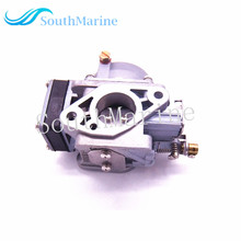 Dıştan takma Motor 3303 812647T1 3303 812648 T Karbüratör Assy Mercury Marine 2 stroke 4HP 5HP tekne motoru