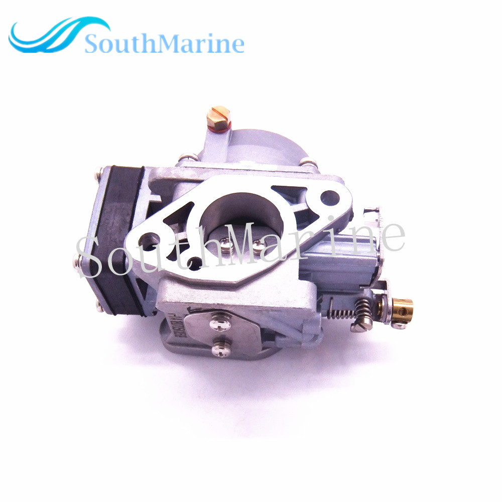 Genuine Tohatsu 2.5HP 2-Stroke Outboard Carburettor Assembly 3D5-03100-5