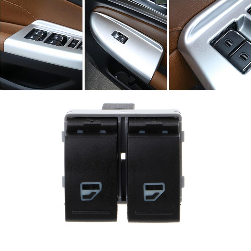 7E0959855A Window Control Button Electrical Car Window Lifter Switch For VW Transporter T5 T6 in Car Switches Relays from Automobiles Motorcycles