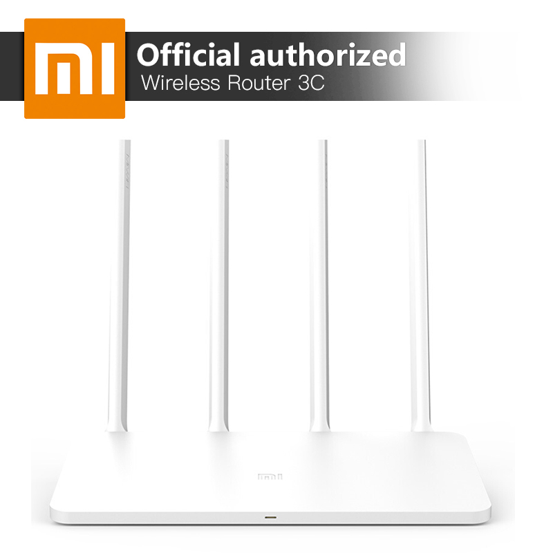 все цены на Xiaomi Router 3C English Version MI WiFi Wireless Routers 2.4GHz Smart Mini Repeater 4 Antennas 802.11n 300Mbps APP Control онлайн