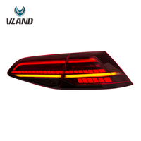 VLAND Factory accessory for car light Golf 7 LED Taillight 2016 UP for Golf 7.5 Tail lamp turn signal with sequential indicator