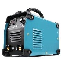 DC IGBT Inverter Electric 220v Welding Machine Mini Portable MMA 200 ARC STICK Welder Welding Machines