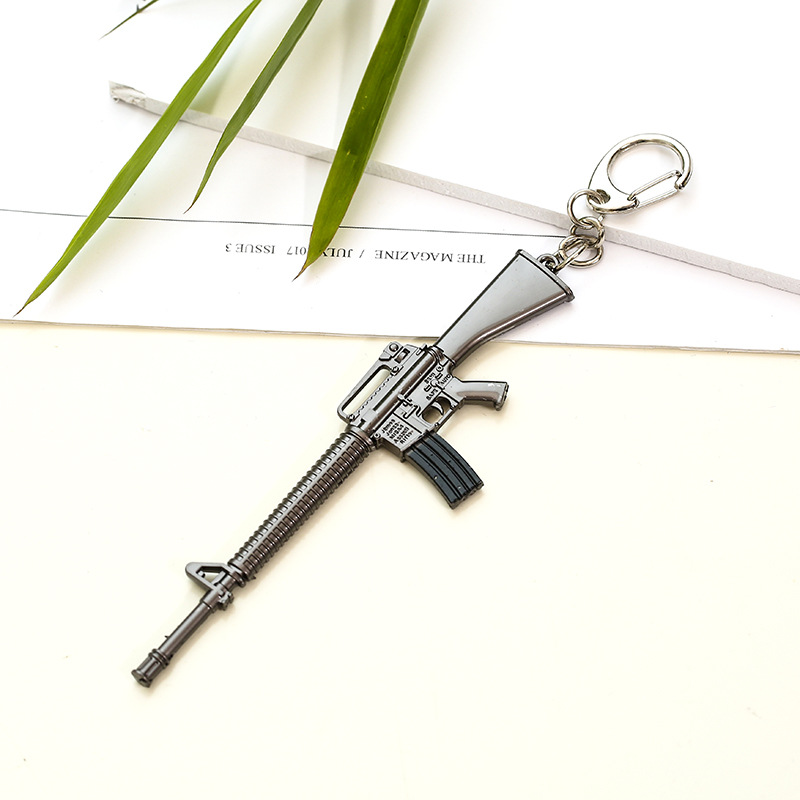 Weapon Keychains (9)