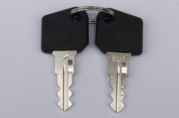 Linde Forklift Part 0009730419 801 Key Used On 335 336 Electric Truck E16 E20 E25 E30