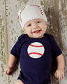 2016 Baby short Sleeve American Football 100% Cotton Baby Clothes Jumpsuit Cartoon Printed summer newborn Romper