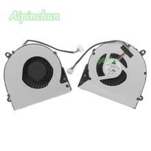 Asli Laptop CPU Cooling Fan For ASUS X75A X75V XJ4 X75VD X75 X75VC X75VM F75A KSB06105HB-CA56 Notebook Cooler heatsink Fan(China)