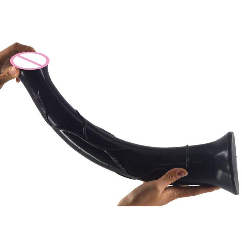 Women large penis fascination